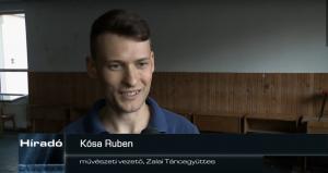 Új vezető – ZTV Híradó