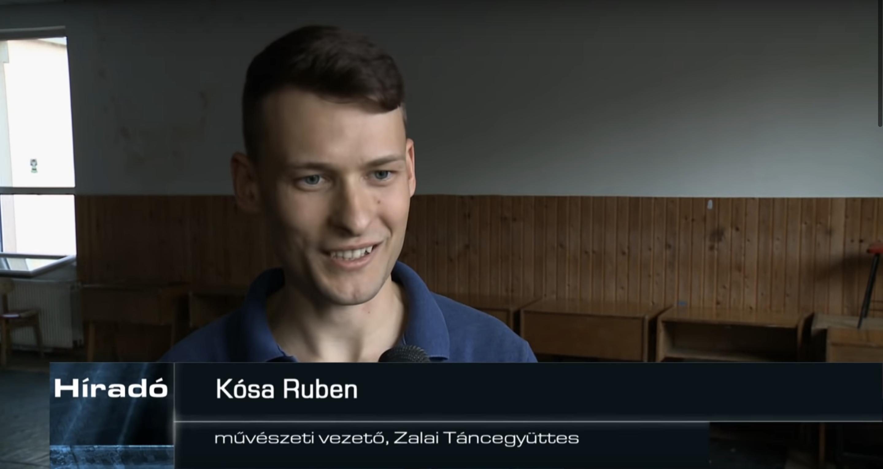 Új vezető - Zalaegerszegi TV